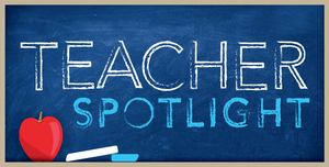 Teacher Spotlight:  Jordan Arline