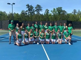 Region Champions:  SCHS Boys and Girls Tennis Teams