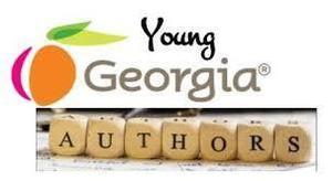 2021 Young Georgia Authors District Winners