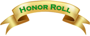 SCMHS Honor Roll