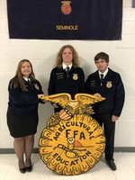 Seminole County FFA Annual Parent-Member Banquet Update