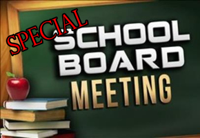 Tentative Agenda for Called Board Meeting 3/10/2021