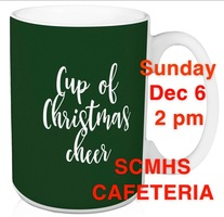 Cup of Christmas Cheer Chorus Concert