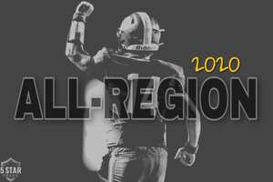All-Region Football Selection