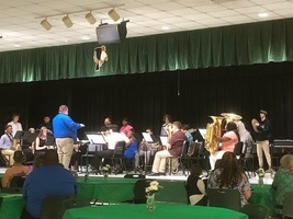 Band Concert and Awards Night