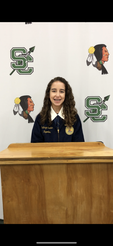 FFA Creed Speaking